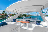 70 ft. Azimut Yachts 70 Sea Jet Motor Yacht Boat Rental Miami Image 3