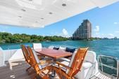 70 ft. Azimut Yachts 70 Sea Jet Motor Yacht Boat Rental Miami Image 6