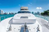 70 ft. Azimut Yachts 70 Sea Jet Motor Yacht Boat Rental Miami Image 14