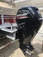 20 ft. Sun Tracker by Tracker Marine Fishin' Barge 20 DLX w/90ELPT Command Thrust 4-S Pontoon Boat Rental Daytona Beach  Image 4