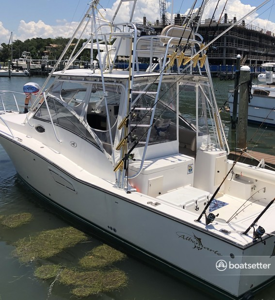 Rent a Albemarle offshore sport_fishing in Clearwater, FL near me
