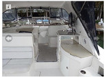 44 ft. Regal Boats Commodore 4260 Cruiser Boat Rental Miami Image 8
