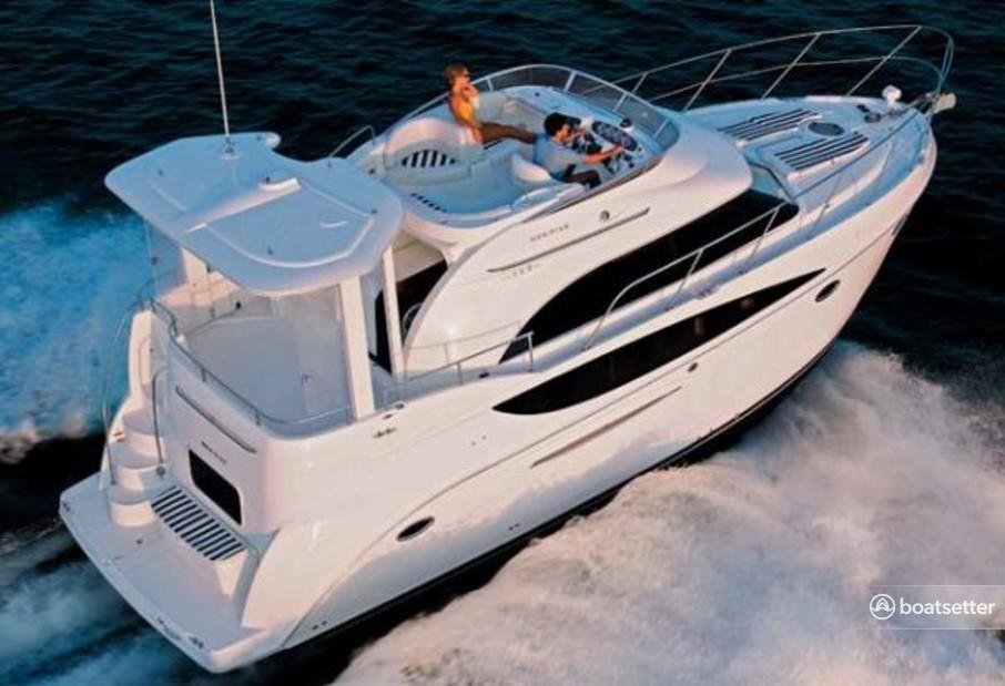 Rent a Meridian Yachts motor yacht in Kirkland, WA near me