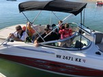 20 ft. Sea Ray Boats 185 Sport BR  Bow Rider Boat Rental Las Vegas-Lake Havasu Image 5