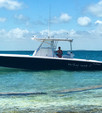 35 ft. Sea Hunter 35' Tournament Center Console Boat Rental Miami Image 76