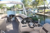 26 ft. Sun Tracker by Tracker Marine Party Barge 24 XP3 w/150ELPT 4-S Pontoon Boat Rental Rest of Southeast Image 4