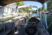 26 ft. Sun Tracker by Tracker Marine Party Barge 24 XP3 w/150ELPT 4-S Pontoon Boat Rental Rest of Southeast Image 5