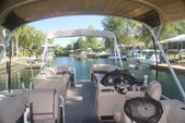26 ft. Sun Tracker by Tracker Marine Party Barge 24 XP3 w/150ELPT 4-S Pontoon Boat Rental Rest of Southeast Image 6