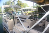 26 ft. Sun Tracker by Tracker Marine Party Barge 24 XP3 w/150ELPT 4-S Pontoon Boat Rental Rest of Southeast Image 7