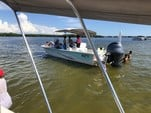 25 ft. Carolina Skiff 258 DLV Center Console Boat Rental Tampa Image 20
