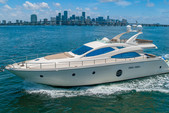 69 ft. Aicon 64 Flybridge Motor Yacht Boat Rental Miami Image 19