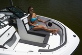 22 ft. Monterey M205 Bow Rider Boat Rental Miami Image 8