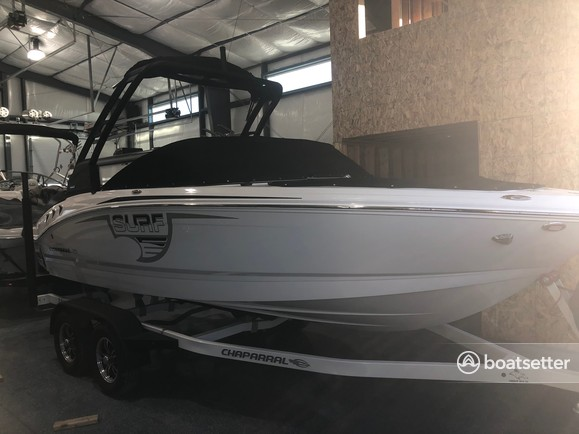 Rent a Chapparral ski and wakeboard in Spanish Fork, UT near me