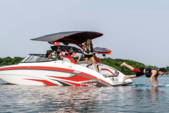 24 ft. Yamaha 242X E-Series  Jet Boat Boat Rental Tampa Image 3