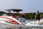 24 ft. Yamaha 242X E-Series  Jet Boat Boat Rental Tampa Image 4