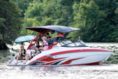 24 ft. Yamaha 242X E-Series  Jet Boat Boat Rental Tampa Image 5