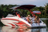 24 ft. Yamaha 242X E-Series  Jet Boat Boat Rental Tampa Image 7