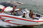 24 ft. Yamaha 242X E-Series  Jet Boat Boat Rental Tampa Image 9