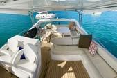 68 ft. 68 Sunseeker Manhattan Motor Yacht Boat Rental Miami Image 7