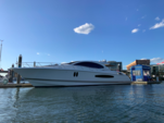 75 ft.  Lazzara LSX 75 Motor Yacht Boat Rental Washington DC Image 3