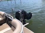23 ft. Princecraft Vectra XT Pontoon Boat Rental Sarasota Image 3