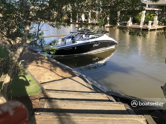 Rent a Yamaha ski and wakeboard in Seabrook, TX near me