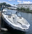 24 ft. Yamaha 242 Limited S  Bow Rider Boat Rental New York Image 5