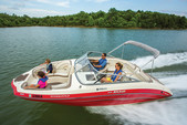 24 ft. Yamaha 240SX Jet Boat Boat Rental Boston Image 8
