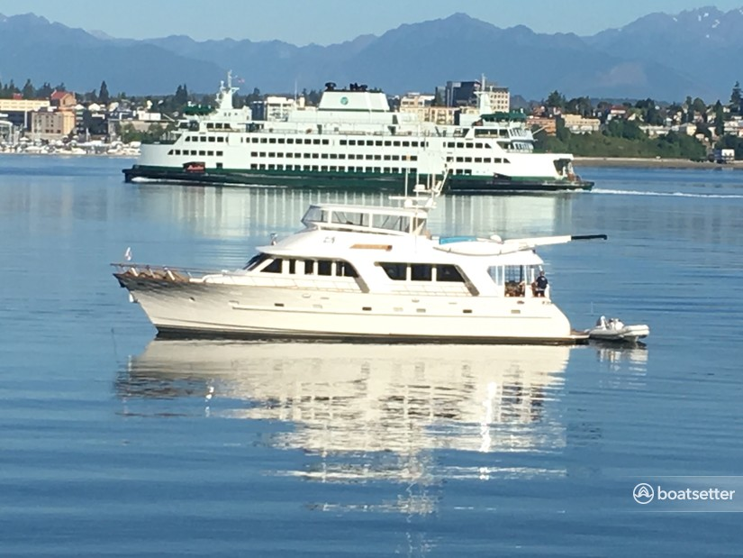 Rent a Other motor yacht in Seattle, WA near me