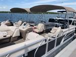 25 ft. 25' Princecraft Vectra XT Pontoon Boat Rental Fort Myers Image 3