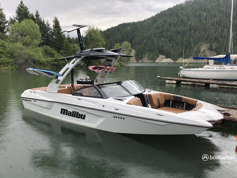 Rent a Malibu Boats ski and_wakeboard in Jackson, WY near me