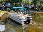 20 ft. Bennington Marine 200S Pontoon Boat Rental Rest of Northeast Image 3