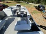 24 ft. Bentley navigator Pontoon Boat Rental Atlanta Image 3