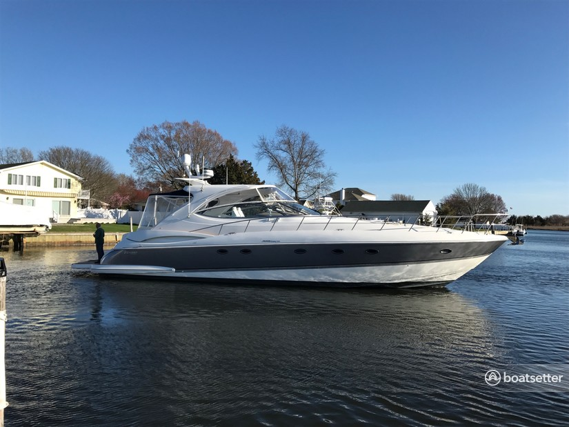 Rent a Cruisers Yachts motor yacht in Patchogue, NY near me