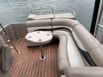 27 ft. Crest Pontoons 27 Upper Sundeck Pontoon Boat Rental Seattle-Puget Sound Image 3