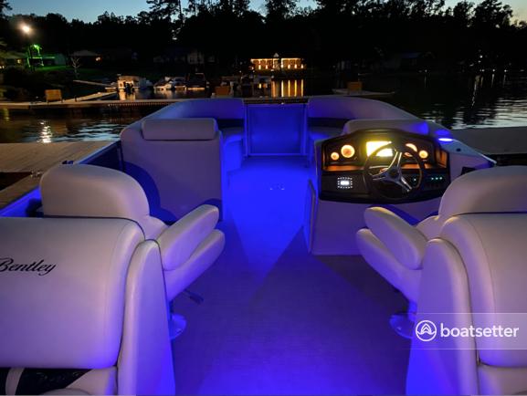 Rent a Bentley pontoon in Jackson, GA near me