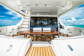 62 ft. 62' Azimut Flybridge Boat Rental Miami Image 6