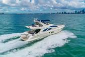 62 ft. 62' Azimut Flybridge Boat Rental Miami Image 5