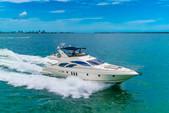 62 ft. 62' Azimut Flybridge Boat Rental Miami Image 4