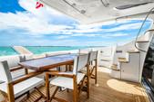 62 ft. 62' Azimut Flybridge Boat Rental Miami Image 7