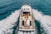 75 ft. 75' Lazzara Cruiser Boat Rental Miami Image 3