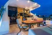 75 ft. 75' Lazzara Cruiser Boat Rental Miami Image 10