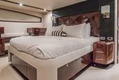 75 ft. 75' Lazzara Cruiser Boat Rental Miami Image 15
