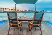 75 ft. 75' Lazzara Cruiser Boat Rental Miami Image 9