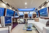 75 ft. 75' Lazzara Cruiser Boat Rental Miami Image 11