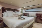 75 ft. 75' Lazzara Cruiser Boat Rental Miami Image 14
