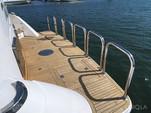 70 ft. Johnson Boats J Sailer Motor Yacht Boat Rental Los Angeles Image 5