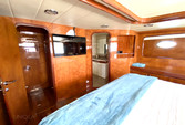 70 ft. Johnson Boats J Sailer Motor Yacht Boat Rental Los Angeles Image 14