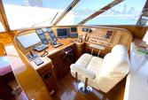 70 ft. Johnson Boats J Sailer Motor Yacht Boat Rental Los Angeles Image 6