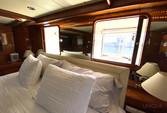 70 ft. Johnson Boats J Sailer Motor Yacht Boat Rental Los Angeles Image 12